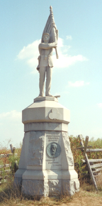 132nd Monument at Antietam