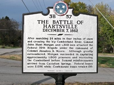 battle of hartsville