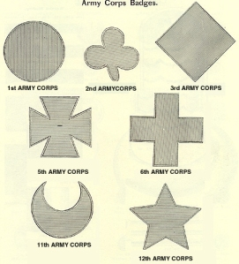 corps badges