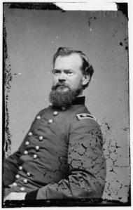 Major General James B. McPherson